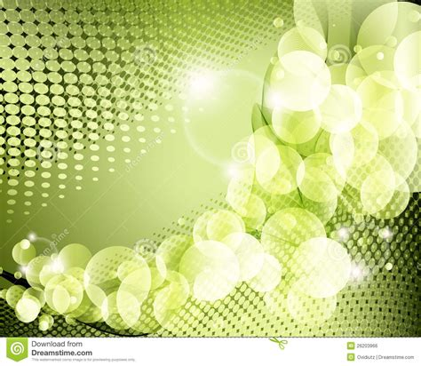 elegant green background poster stock vector illustration  element banner