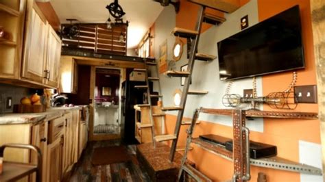 tiny homes interior pictures 2018 tiny house at the salt lake home show january 5 7 2018