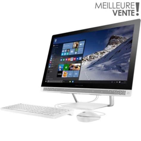 ordinateur de bureau tout en un ordinateur de bureau vos achats sur boulanger