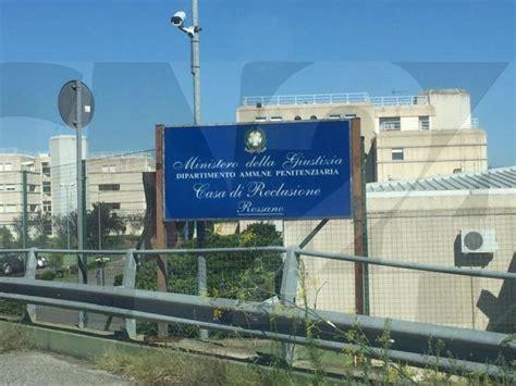 casa circondariale cosenza carceri visite dei radicali a cosenza rossano e