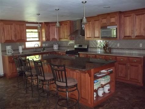 split level kitchen island 17 best ideas about split level kitchen on