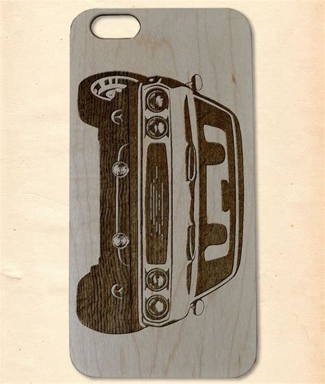 Handmade Wooden Iphone Cases - cool car handmade wooden cover for iphone 6 6s plus