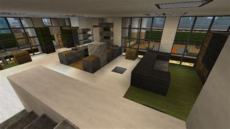 minecraft modern house interior design 26 awesome pictures minecraft house interior design kitchen minecraft house interior