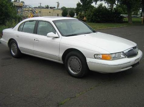 1996 lincoln continental 1996 lincoln continental for sale carsforsale
