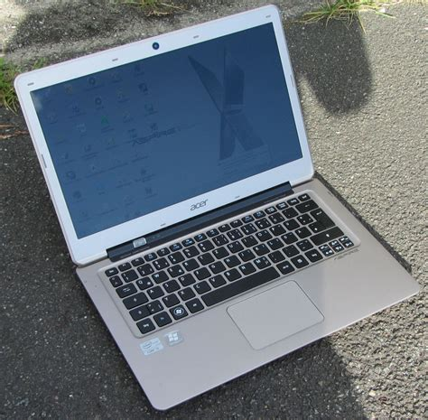 Laptop I 7 Acer Aspire S3 391 review acer aspire s3 391 53314g52add ultrabook