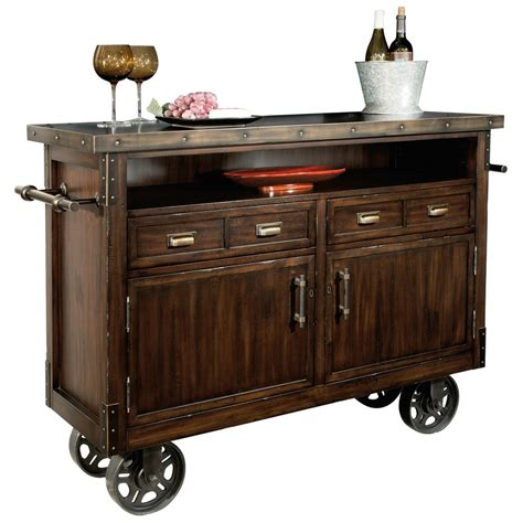 bar console howard miller barrows home bar console 695146