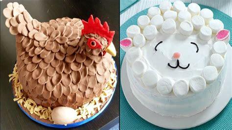 top  amazing birthday cake decorating ideas cake style  oddly satisfying cake