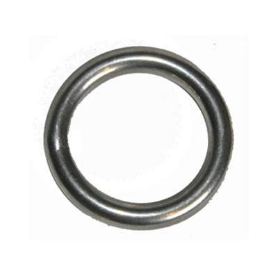 Gembok Stainless Casal 40 Mm 640 stainless steel 6 mm 1 4 quot ring 40mm