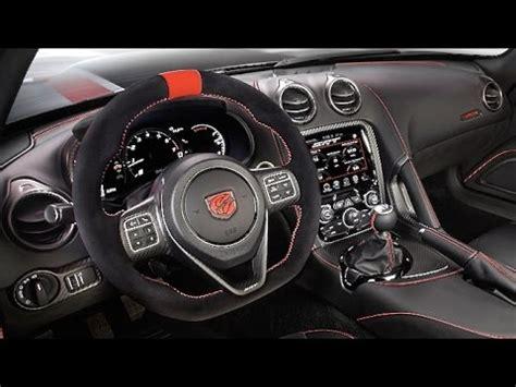 Viper Acr Interior by Viper Acr 2016 Interior Dodge Viper Acr Sound American