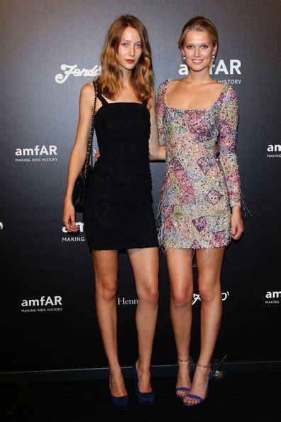 laura harrier celebheights toni garrn mini dress toni garrn looks stylebistro