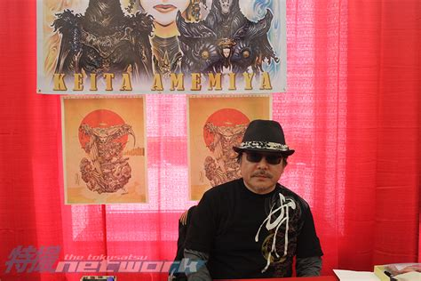 fan 2017 guests tokusatsu guests and fans their way to monsterpalooza