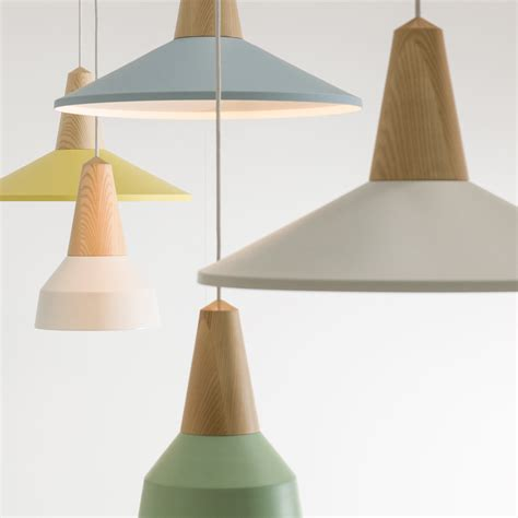 simple lights cones or simple lighting design milk