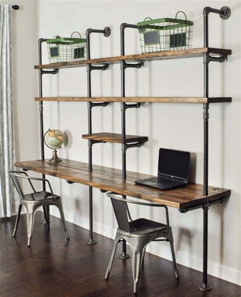 best 25 industrial desk ideas on industrial