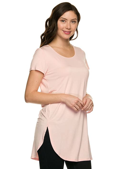 Tunic Miranda by Miranda Tunic Sleeve In Blush