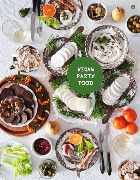 vegetarian food during new year food vegan finger food for new year s