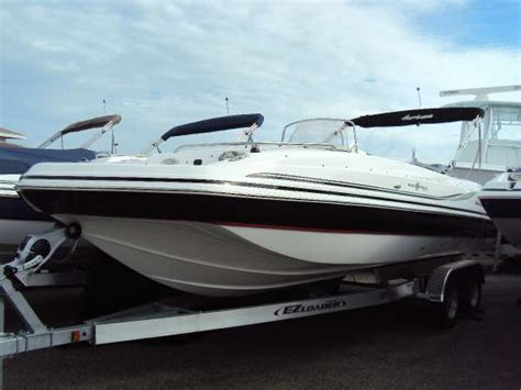 hurricane deck boat fishing package 2016 new hurricane boats ss 231 ob ski and fish boat for