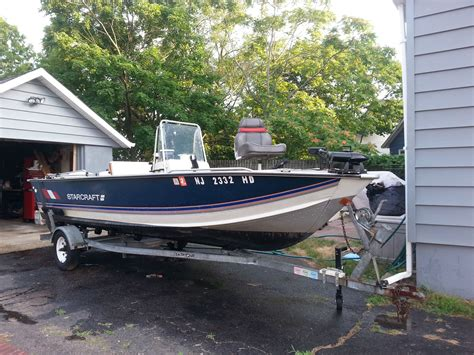 18 center console boat starcraft 18ft center console restored the hull truth