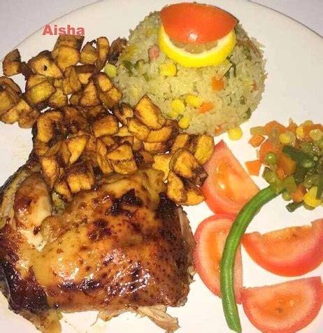 recette de cuisine beninoise riz aux legumes recettes africaines