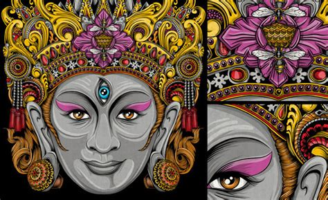 design work indonesia 10 stunning artworks and illustrations by indonesian