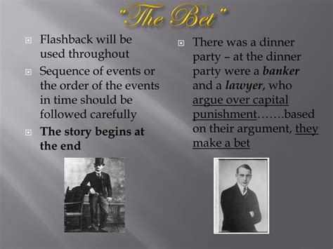 The Bet By Anton Chekhov Theme Essay by Ppt The Bet By Anton Chekhov Powerpoint Presentation Id 1974485