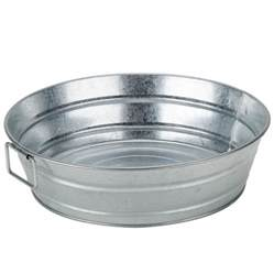 american metalcraft mtub12 galvanized metal tub 12