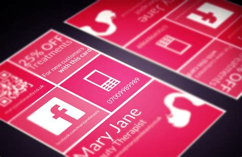 Solopress Business Card Template by Free Flat Design Business Card Template Photoshop