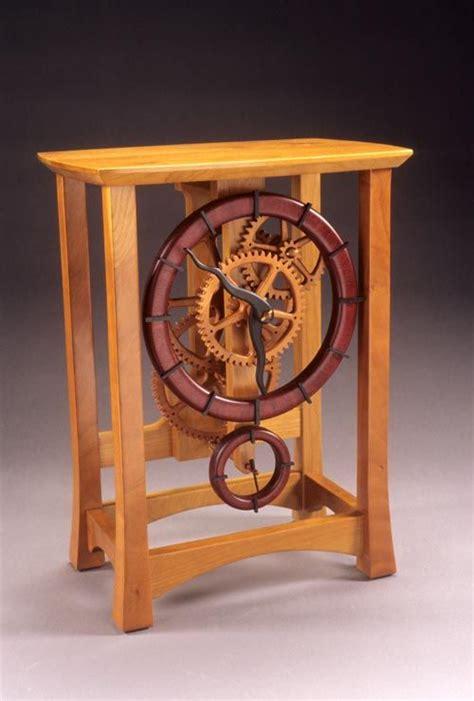 Wood Clock Gears Plans