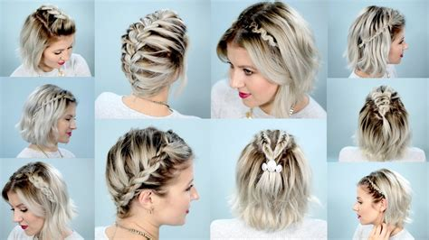 Braided Hairstyles For Hair Tutorials by Braided Hairstyles For Hair Tutorials Www Pixshark