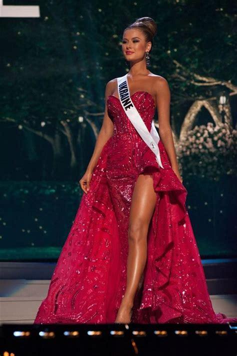 Maxy Mis Diana Diana Harkusha Ukraine Miss Universe 2014 Photos