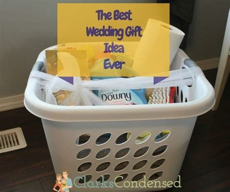 The Best Wedding Gift Idea Ever