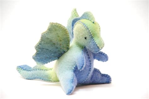 free pattern felt toys felt toy pdf pattern baby dragon