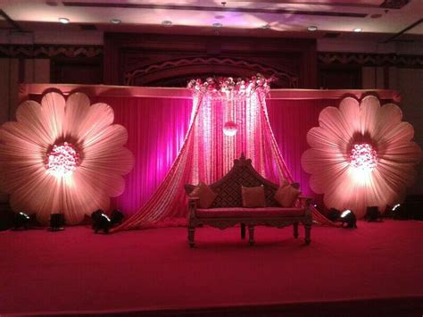 Ring Ceremony Decoration by Stage For Ring Ceremony Wedding Indian Decor