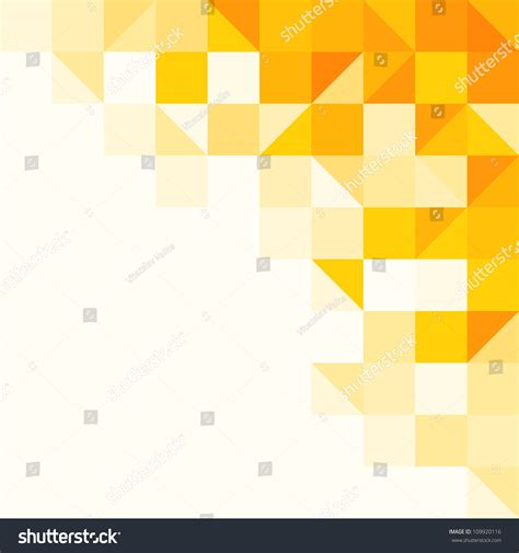 yellow abstract pattern yellow abstract pattern triangle and square pattern in
