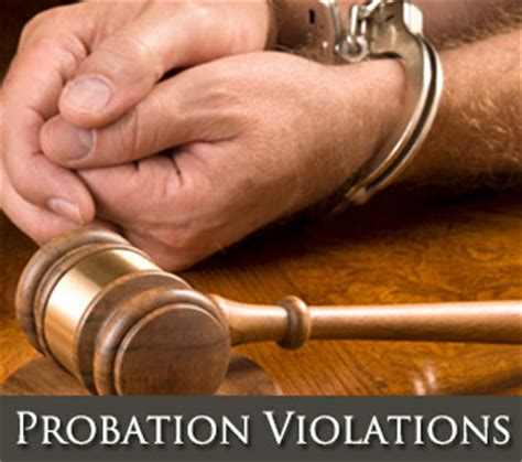 Do Infractions Go On Your Criminal Record Quot Probation Revocation Hearings Quot In Las Vegas Nevada
