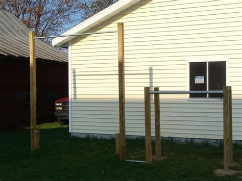 backyard parallel bars backyard pull up bar and parallel bars outdoor obstacles