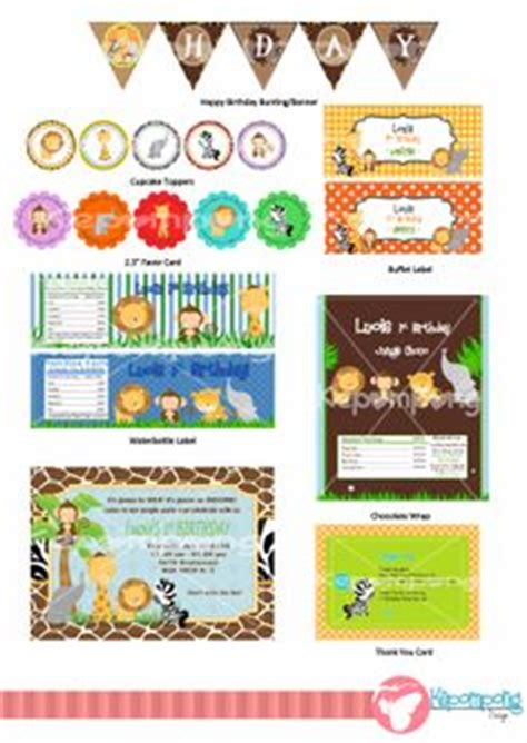 Kartu Undangan Cupcake Kartu Cupcake 1000 images about kartu undangan ulang tahun on birthday invitations jungle