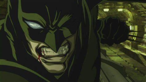 film anime vire knight batman gotham knight vostfr anime ultime