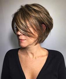 layered haircuts 40 beautiful short layered hairstyles for women over 40