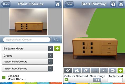 excellent paint your house app to home living now 623