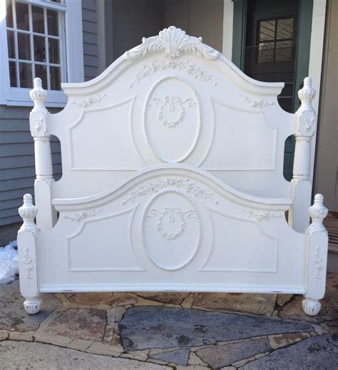 shabby chic queen headboard 17 best images about shabby chic master bedroom