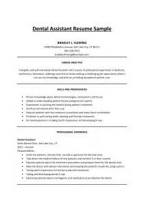 effective career objective dental assistant resume plus