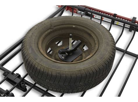 Spare Tire Rack by Spare Tire Carrier