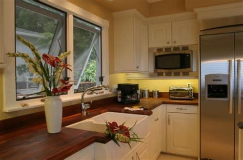 Beautiful Countertops by Beautiful Wooden Countertops For The Kitchen