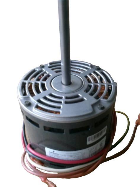 condenser fan motor replacement carrier infinity condenser fan motor
