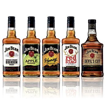 Botol Jim Beam jim beam unveils global packaging redesign