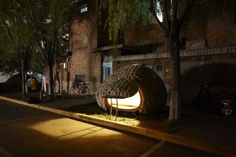 the egg house 晚上温暖的灯光 图片 互动百科