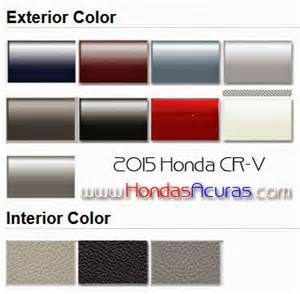 Honda Crv Interior Colors 2015 honda crv exterior colors 2017 2018 best cars reviews
