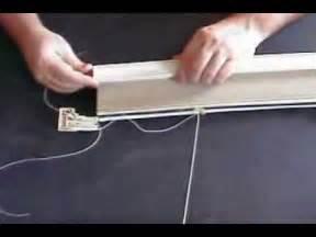 Repair Hunter Douglas Blind Repair Hunter Douglas Duette Shade Youtube