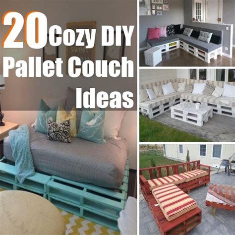 20 cozy diy pallet ideas diy home things