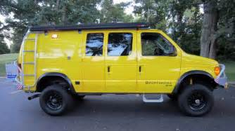 Sportsmobile Awning For Sale 2007 Ford E350 Sportsmobile 4x4 Van Grab A Wrench